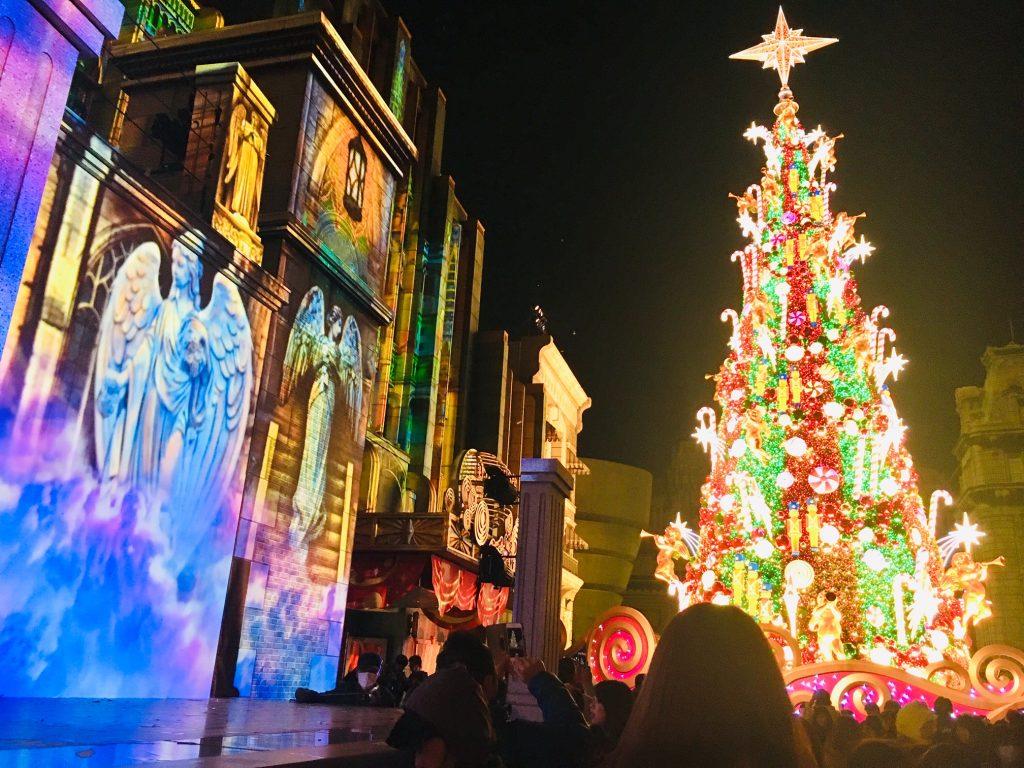 ユニバーサル・ワンダー・クリスマス ツリー